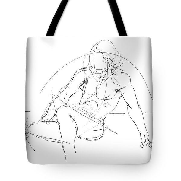 Nude-male-drawings-13 Tote Bag