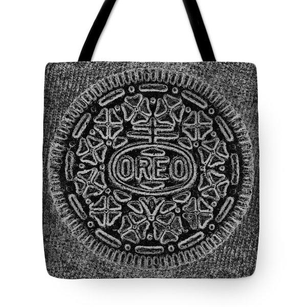 O R E O In Acid Wash Tote Bag