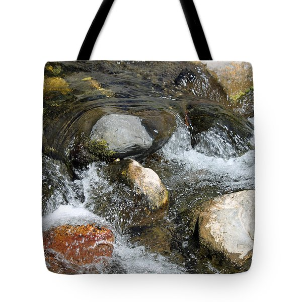 Oak Creek Tote Bag by Lauri Novak