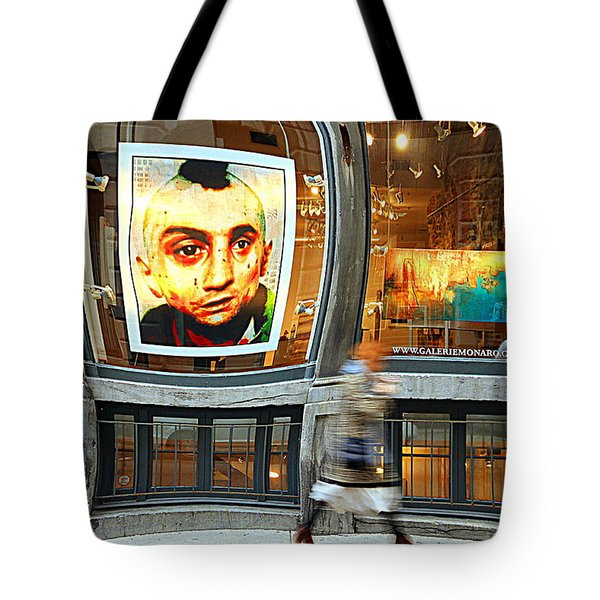 Observed Tote Bag by Valentino Visentini