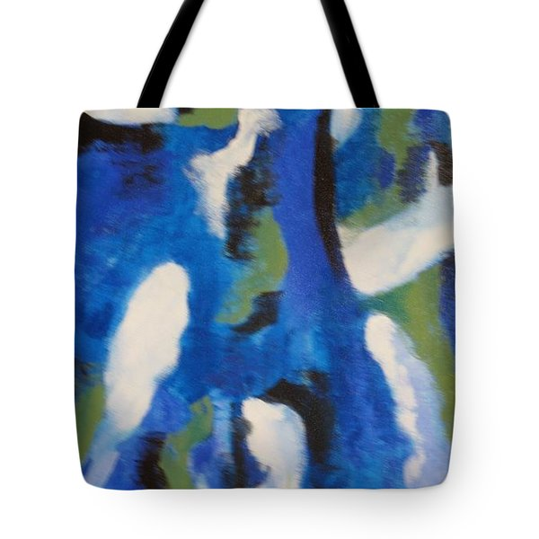 Ocean 1 Tote Bag by Nedunseralathan R