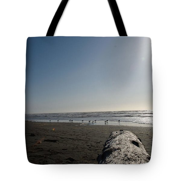 Ocean At Peace Tote Bag