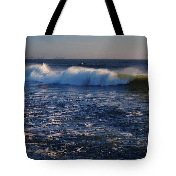 Ocean Of The God Series Tote Bag