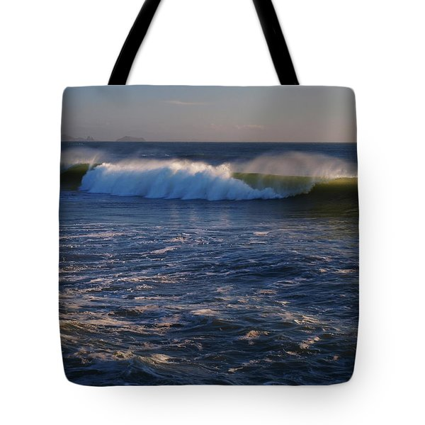 Ocean Of The Gods Series Tote Bag
