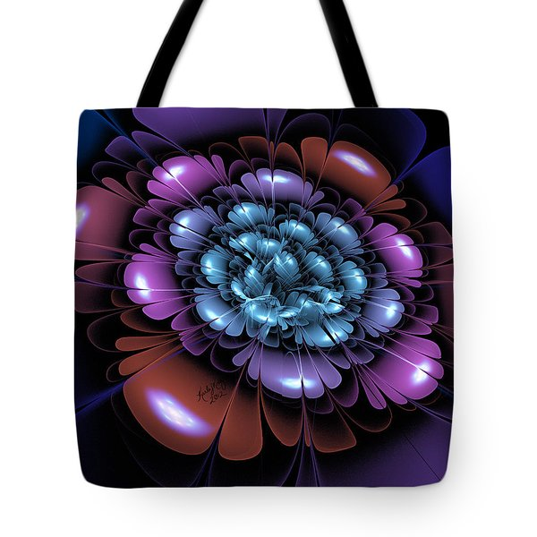 Of Color And Light Tote Bag