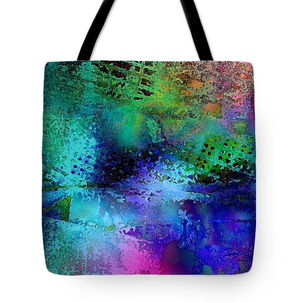 Tote Bag featuring the photograph Of The End by David Pantuso