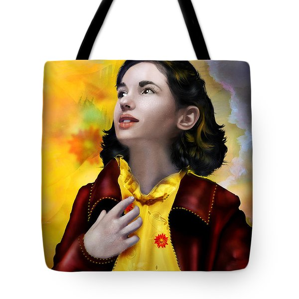 Ofelia's Dream Tote Bag by Mary Hood