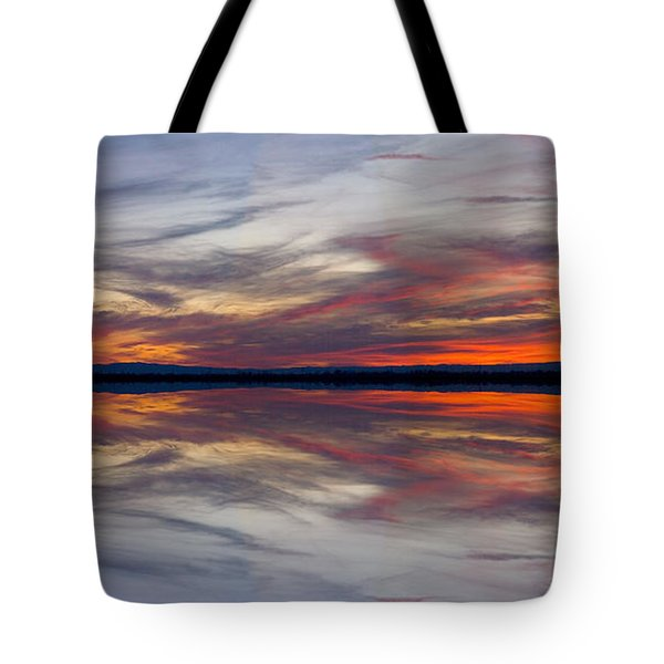 Off Highway 99 Tote Bag by Mark Greenberg