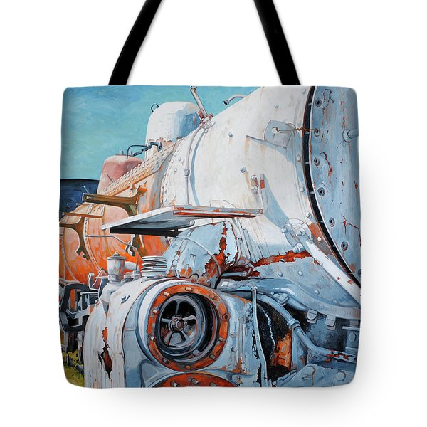 Off Track Tote Bag