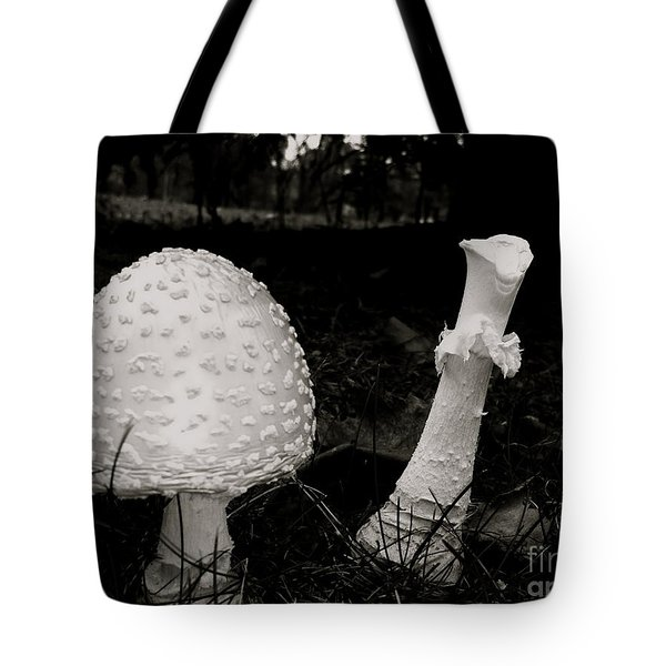 Off With Your Head Tote Bag by Trish Hale