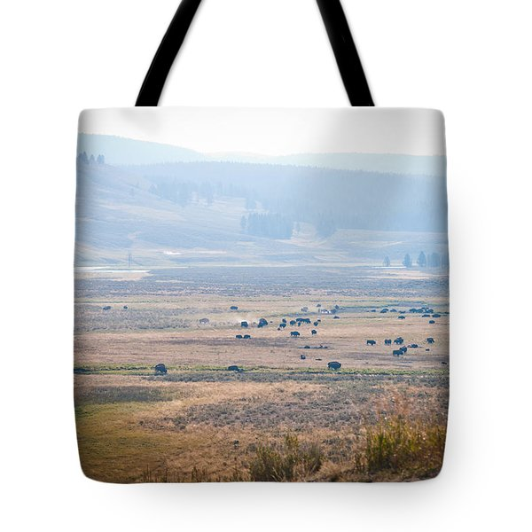 Tote Bag featuring the photograph Oh Home On The Range by Cheryl Baxter