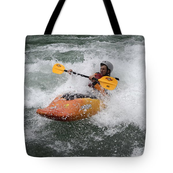 Oh What A Feeling Tote Bag by Bob Christopher