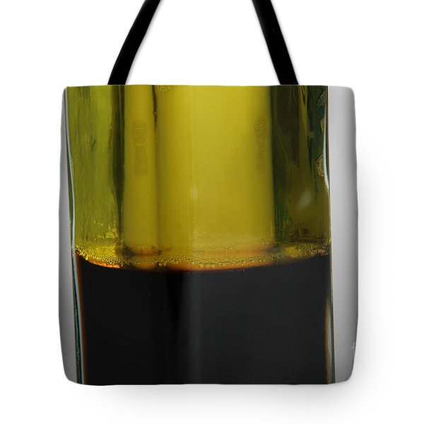 Oil And Vinegar Tote Bag by Photo Researchers