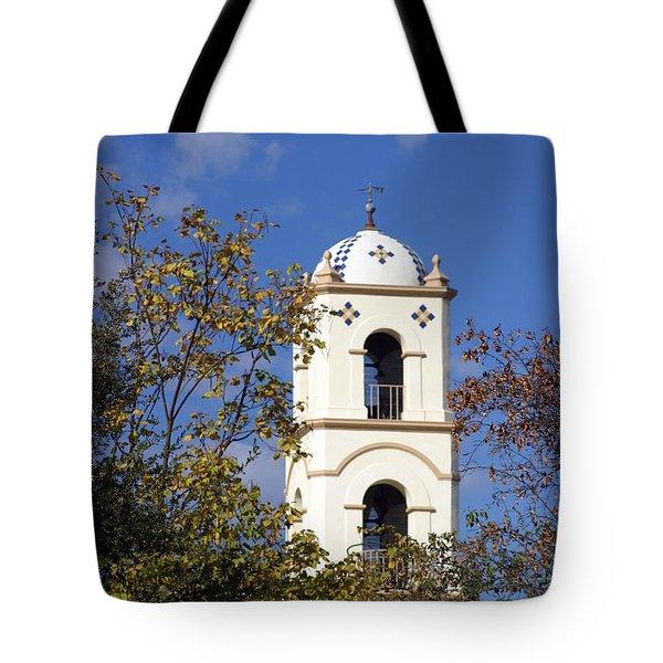 Ojai Tower Tote Bag