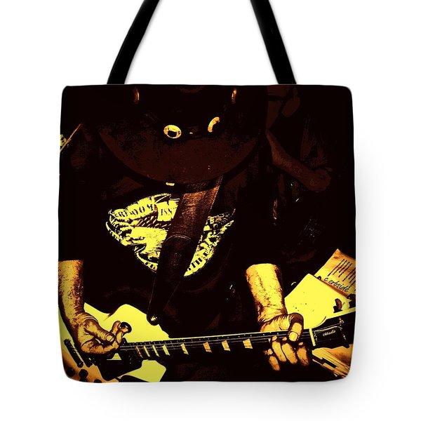 Ol School Tote Bag by Chris Berry