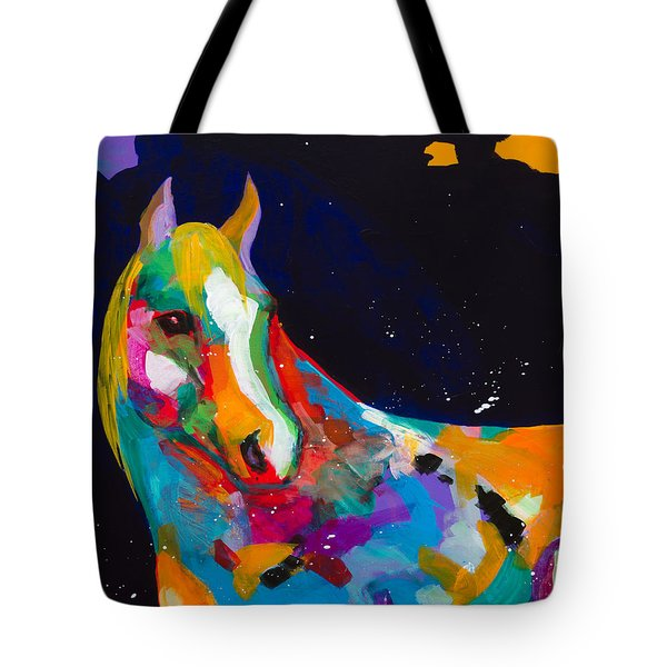 Old Bess Tote Bag by Tracy Miller