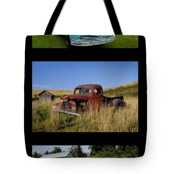 Old Guys 6 Tote Bag by Idaho Scenic Images Linda Lantzy