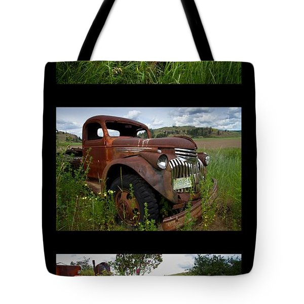 Old Guys 7 Tote Bag by Idaho Scenic Images Linda Lantzy