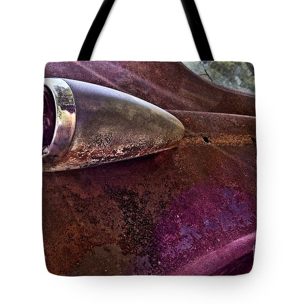 Old Into Gold Tote Bag by Susan Smith