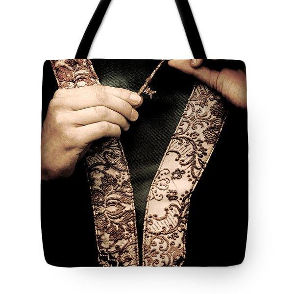 Old Key Tote Bag by Joana Kruse