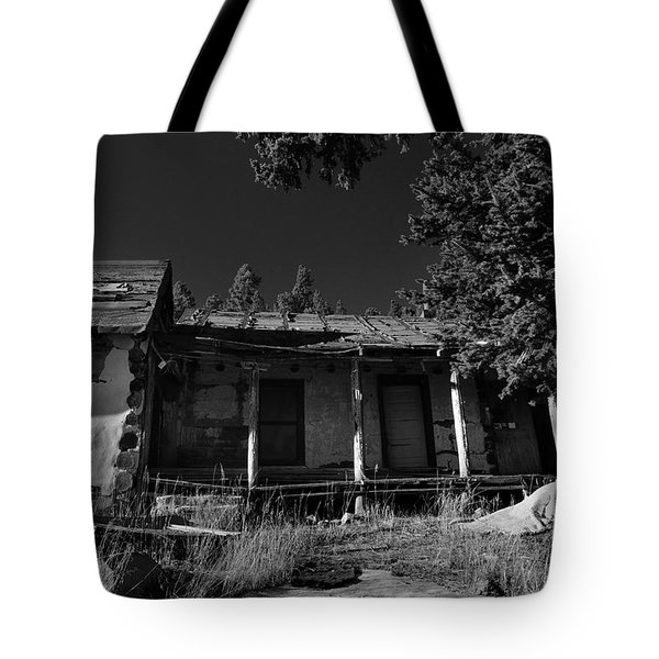 Old Mountain Ranch Tote Bag