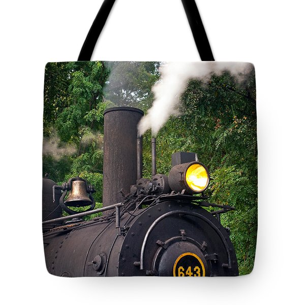 Old Number 643 Tote Bag by Paul W Faust -  Impressions of Light