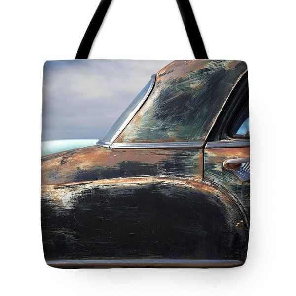 Old Plymouth  Tote Bag