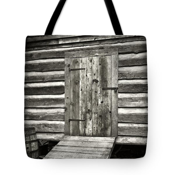 Old Shed Tote Bag by Patrick M Lynch
