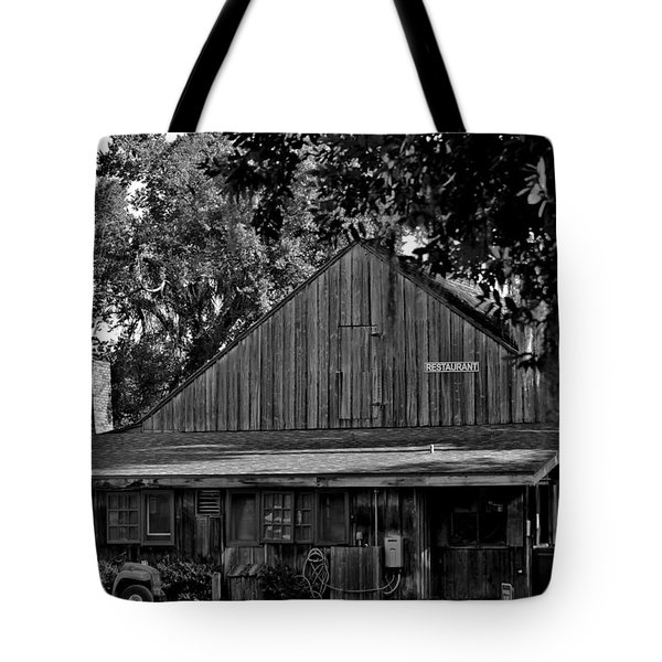 Tote Bag featuring the photograph Old Spanish Sugar Mill by DigiArt Diaries by Vicky B Fuller