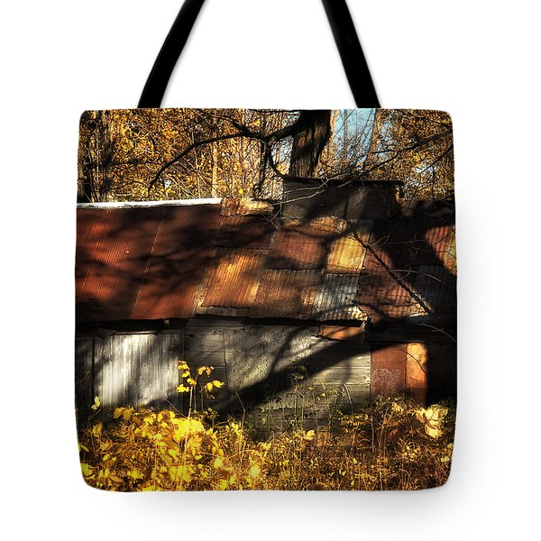 Old Sugar Shack Tote Bag