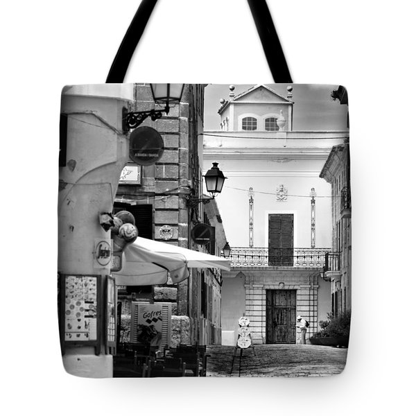 Tote Bag featuring the photograph Old Town by Pedro Cardona