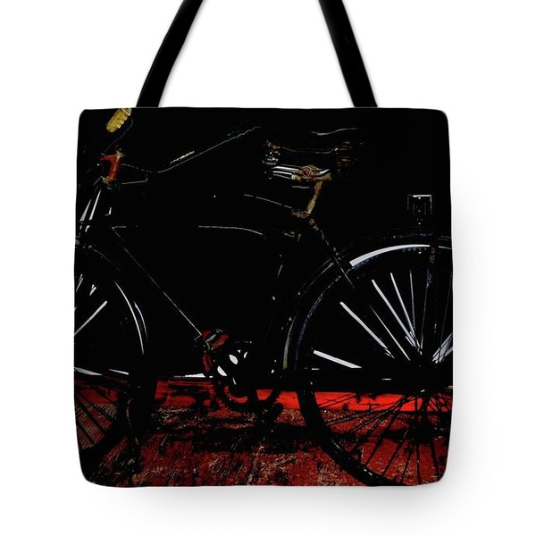 Old Way To Go Tote Bag by Jerry Cordeiro