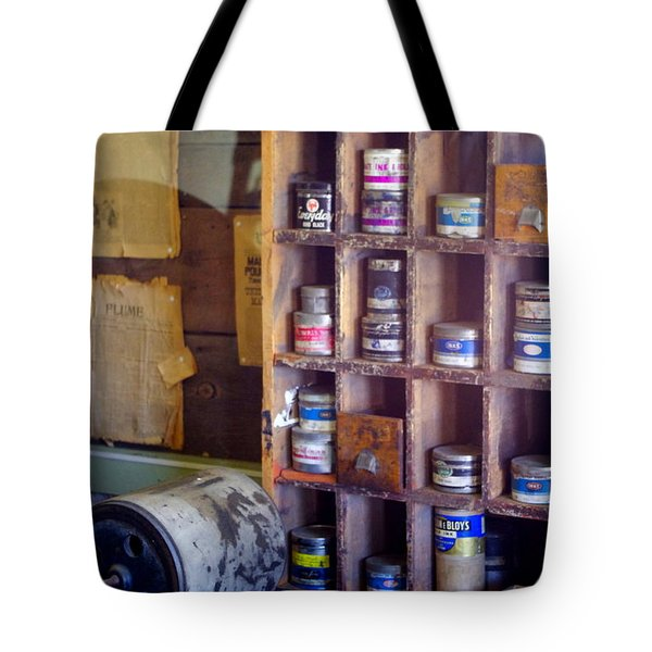 Tote Bag featuring the photograph Old West 6 by Deniece Platt