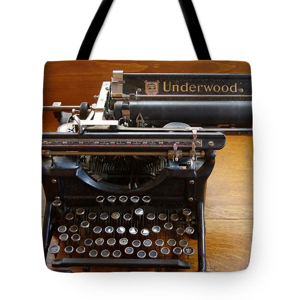 Tote Bag featuring the photograph Old West 8 by Deniece Platt