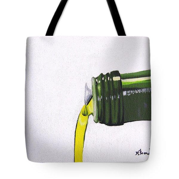 Olive Oil Tote Bag by Kayleigh Semeniuk