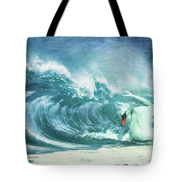 On My Own Again Tote Bag