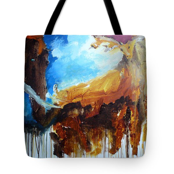 On Safari Tote Bag