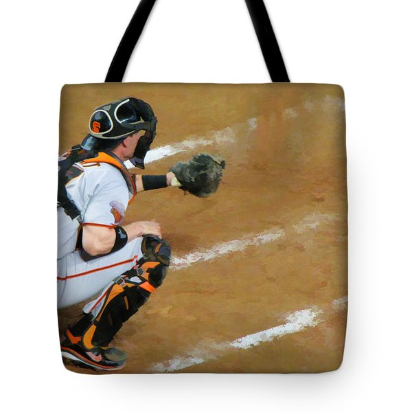 On The Ready Tote Bag by Diane Wood