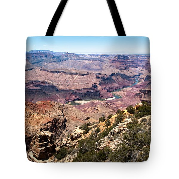 On The Rim Tote Bag