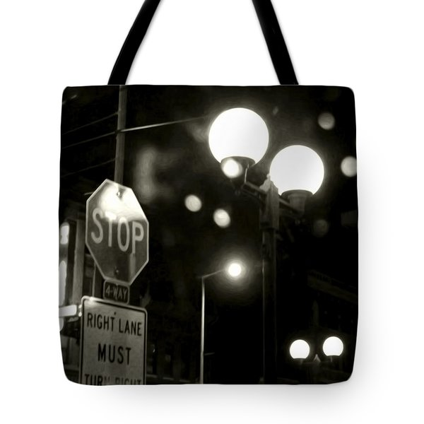 On The Road 2 Tote Bag by Adam Vance