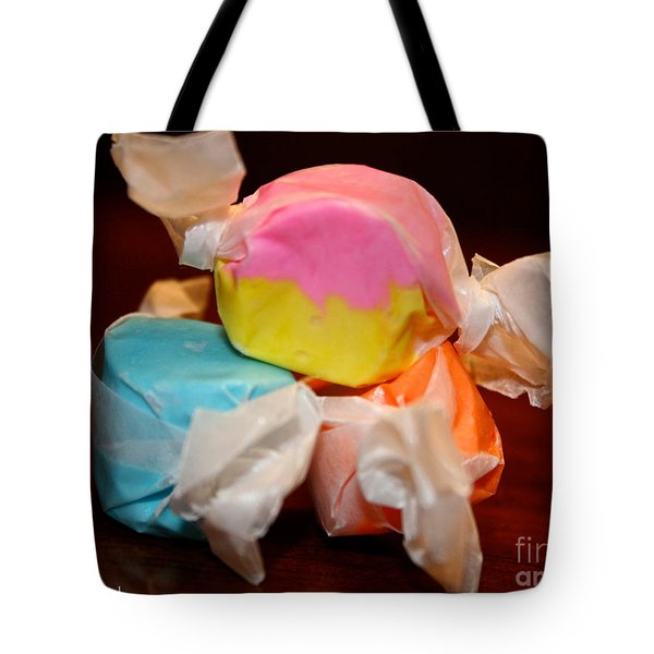 On Top Of The World Tote Bag by Susan Herber
