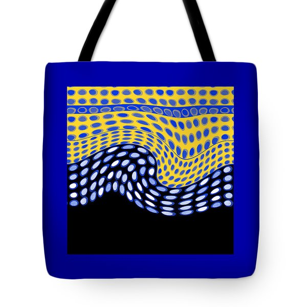 One After Another Tote Bag by Ann Powell