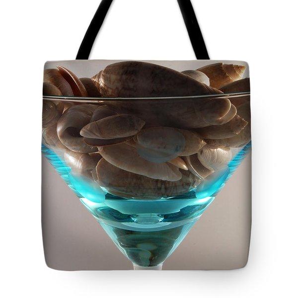 One Dirty Martini Tote Bag by Skip Willits