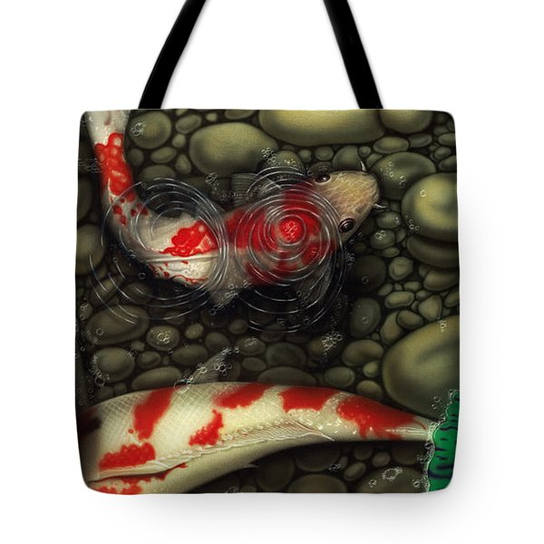 One Fish Two Fish Tote Bag