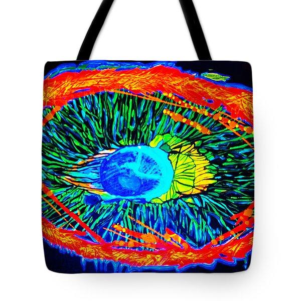 ONE Tote Bag by Lisa Brandel