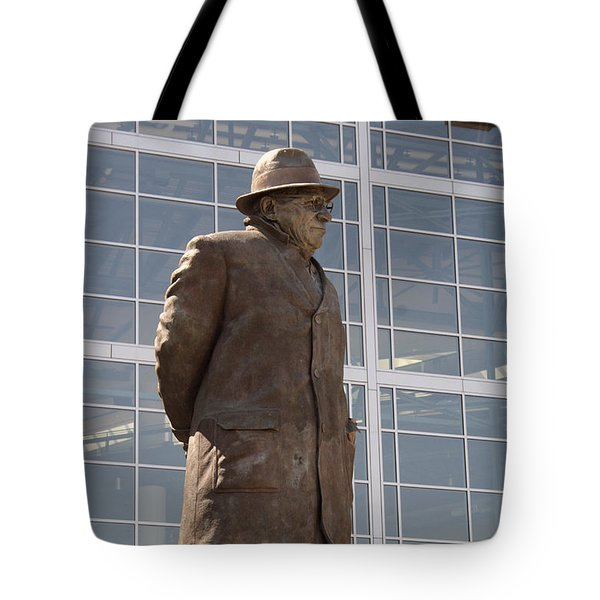 Tote Bag featuring the photograph One Of The Greatest by Kay Novy