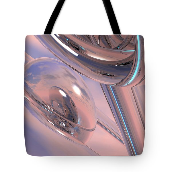 One Tote Bag by Scott Piers