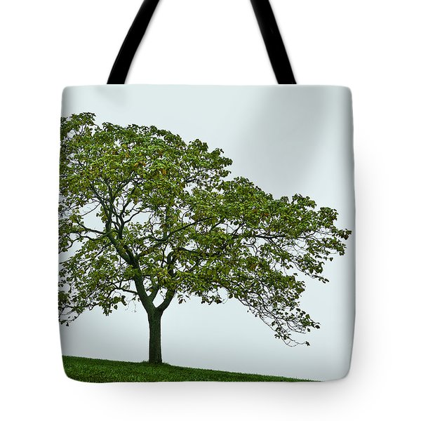 One Tree Hill. Tote Bag by John Greim