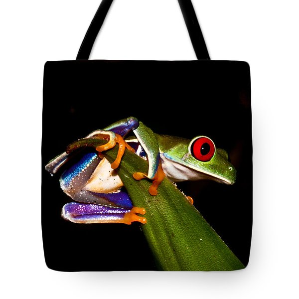 One Two Three Jump Tote Bag
