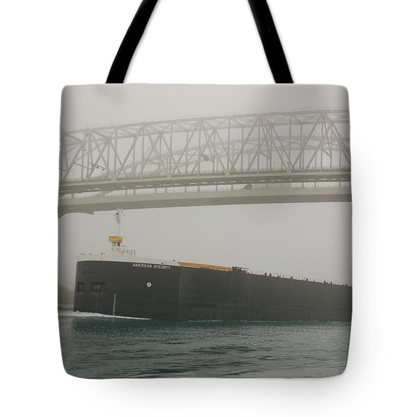 Only A Stones Throw Away Tote Bag by Randy J Heath